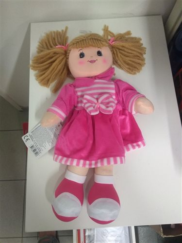 nv_textilná bábika baby rose