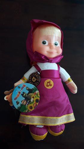 nv_textilná bábika máša